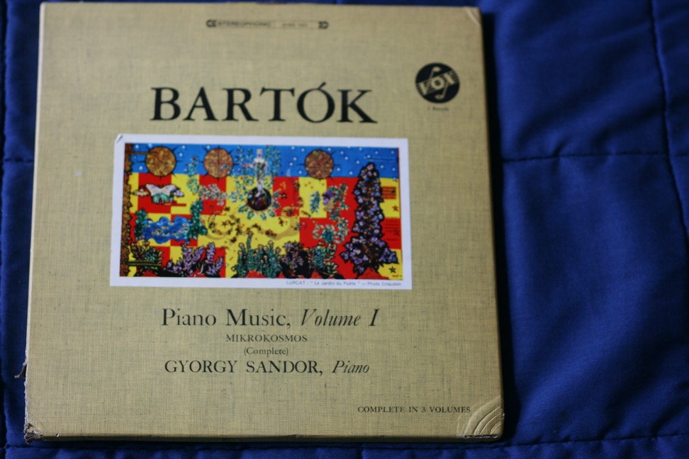 Bartok piano music v1   SVBX 5425