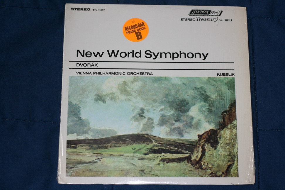 Dvorak New world symphony sts15007