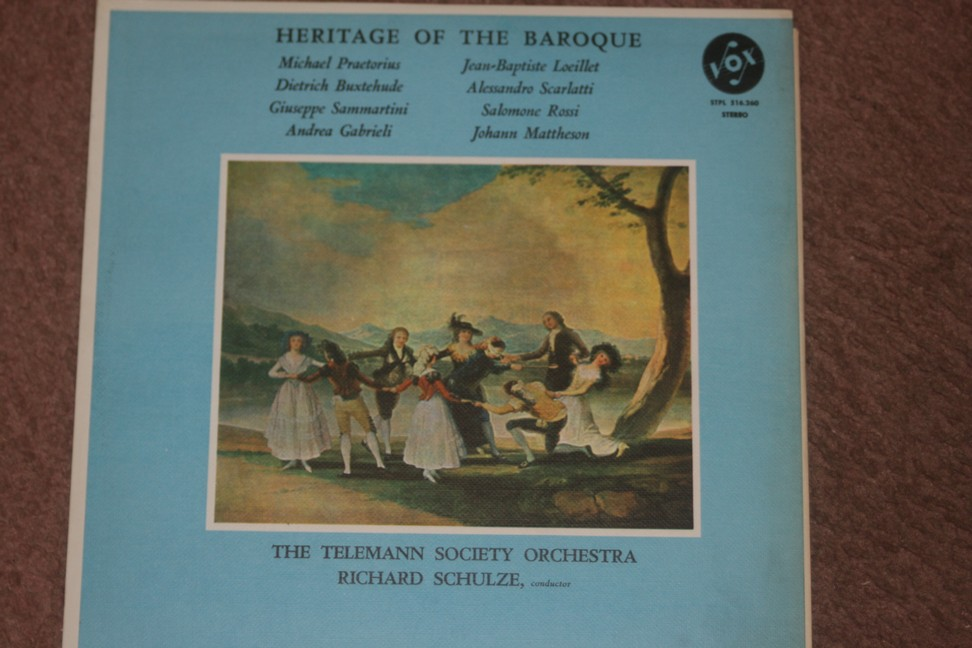 Heritage of the Baroque