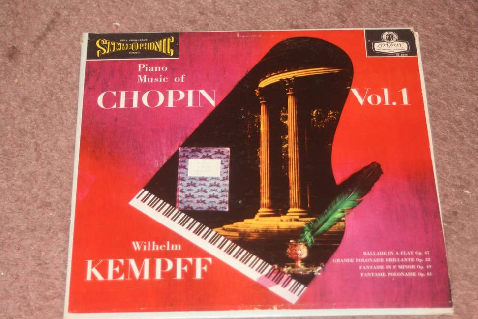 Piano Music of Chopin