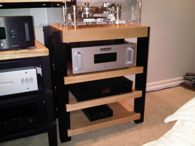 End Audio Stereo Racks And Isolation